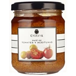 Pate de Tomates y Aceitunas