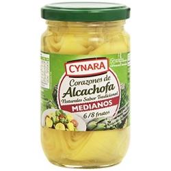 Corazones de Alcachofa Cynara 2x415 gr