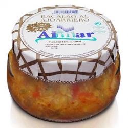 "Bacalao Al Ajoarriero ""AIMAR"""