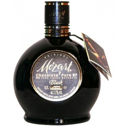 Licor Mozart Black
