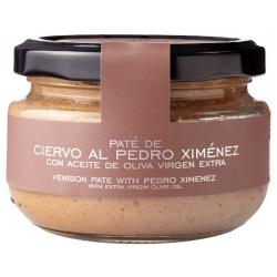 Paté de Ciervo al Pedro Ximénez con Aceite de Oliva Virgen Extra
